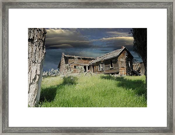 Homestead Spirits Framed Print