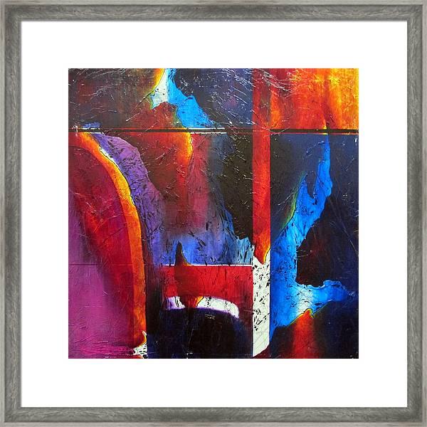 Horizons I Framed Print