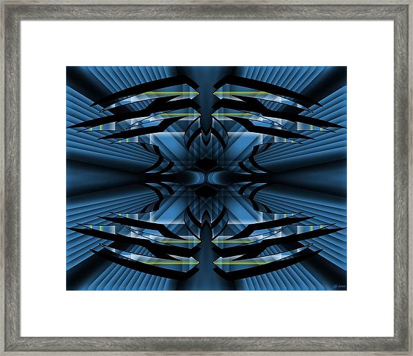 Horizons Past 1 Framed Print