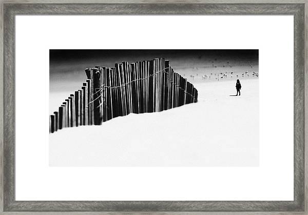 How Do You Fall In Love Framed Print