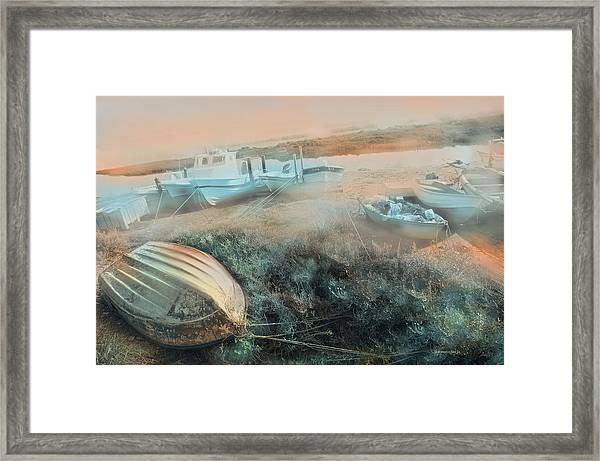 Huelva Framed Print