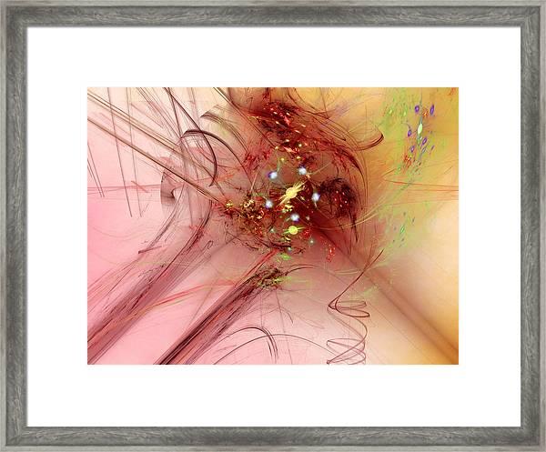 Human After All Framed Print