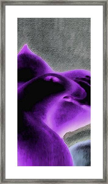 Human Landscape 1 Framed Print