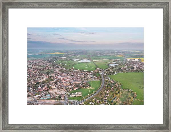 Huntingdon Framed Print