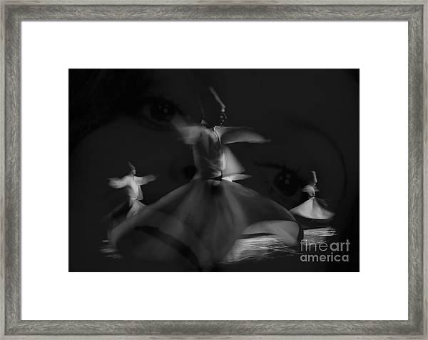 I Am Framed Print
