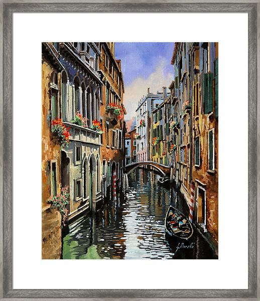 I Pali Rossi Framed Print