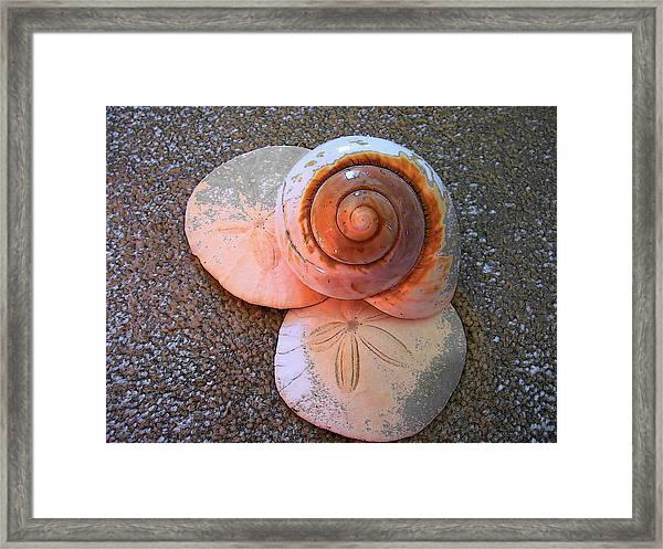 I Sea Art Framed Print