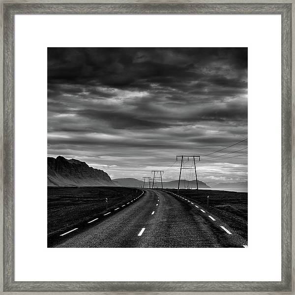 Iceland Impressions 05 Framed Print by George Digalakis
