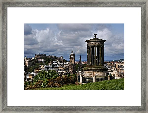 Iconic View Framed Print