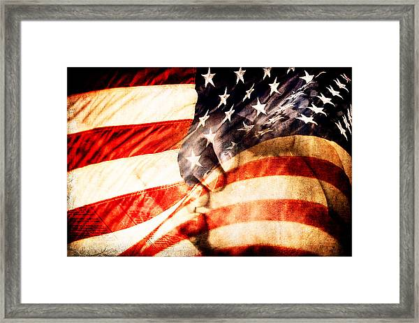 If My People Framed Print