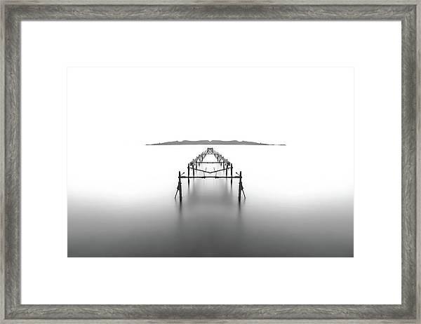 Ifinity Framed Print