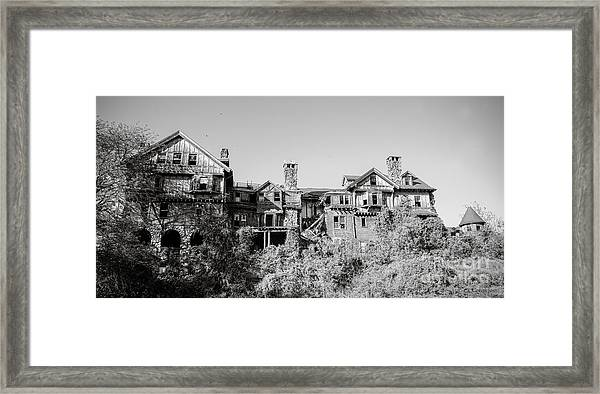 I'm Not What I Used To Be Framed Print