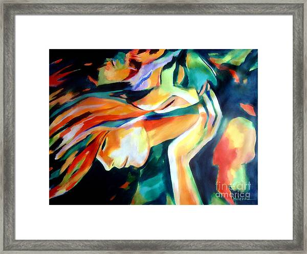 Immortal Love Framed Print