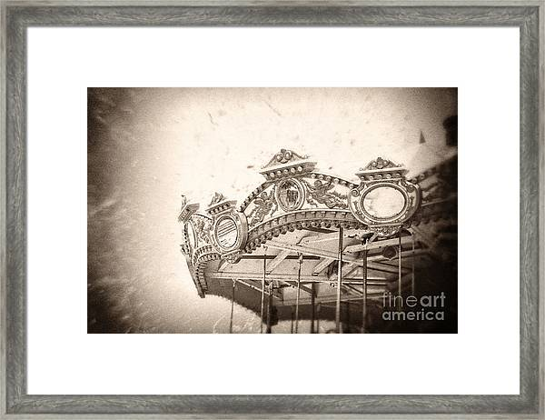 Impossible Dream Framed Print