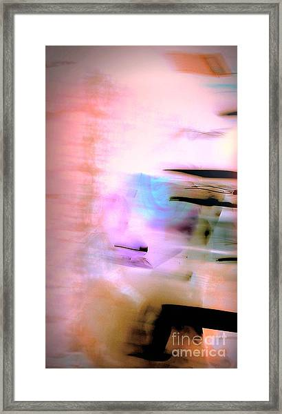 Impure Thoughts Framed Print