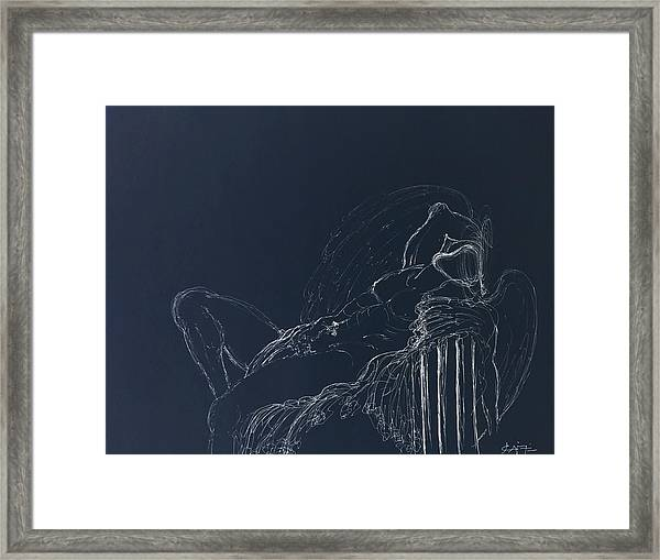 In Dreams II Framed Print