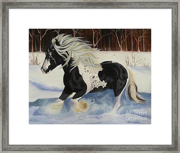 In Memory Of Kayleen Framed Print