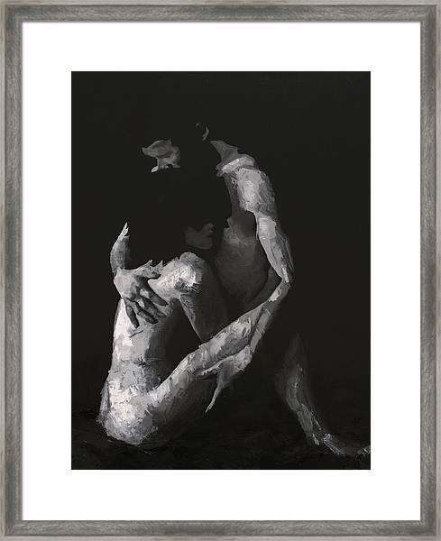 In The Flesh Viii Framed Print