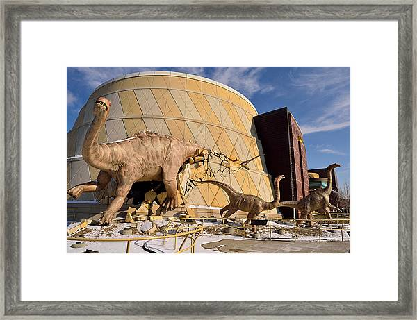 Indianapolis Children's Museum Framed Print