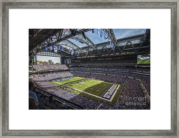Indianapolis Colts 1 Framed Print