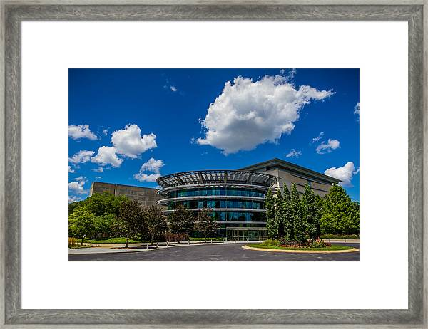 Indianapolis Museum Of Art Framed Print