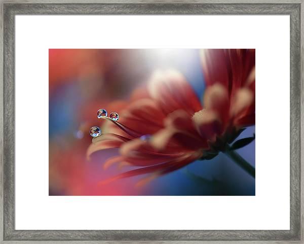 Inmost... Framed Print