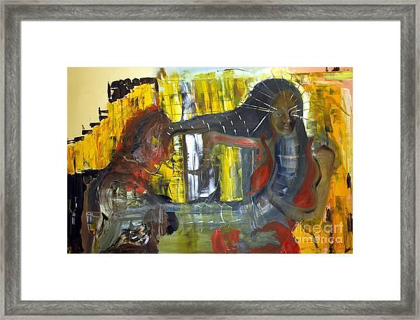Innocence Of Youth Framed Print