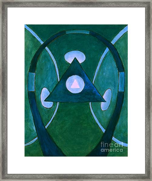 Insight Framed Print by David Douthat