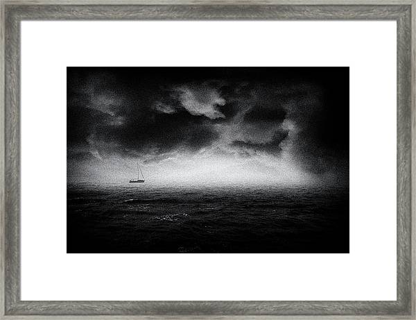 Into The Dreams Framed Print