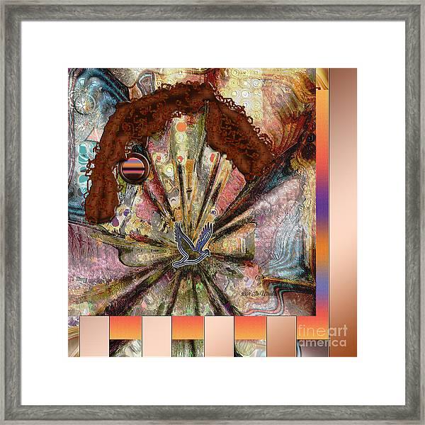 inw_20a5027sq Envoy Framed Print