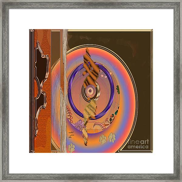 Inw_20a5628sq Washed Puma Stone Framed Print