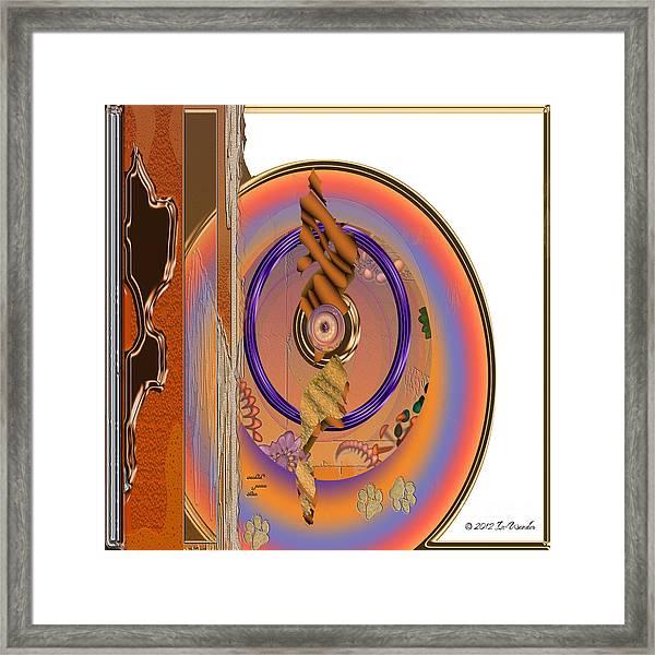 Inw_20a5654sq Washed Puma Stone Framed Print