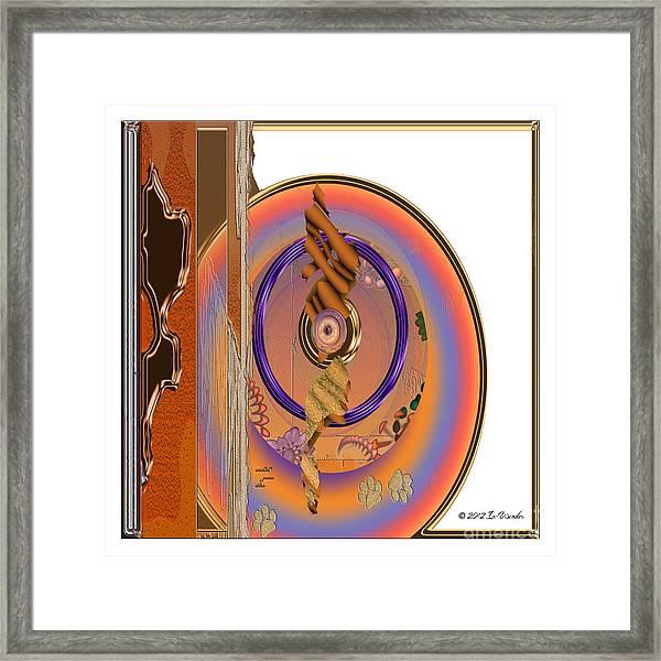 Inw_20a5655sq Washed Puma  Stone Framed Print