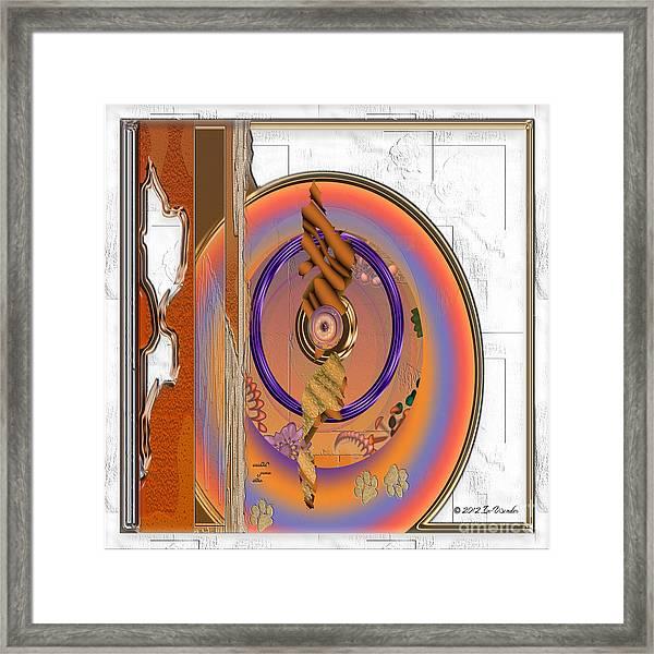 Inw_20a5658sq Washed Puma Stone Framed Print