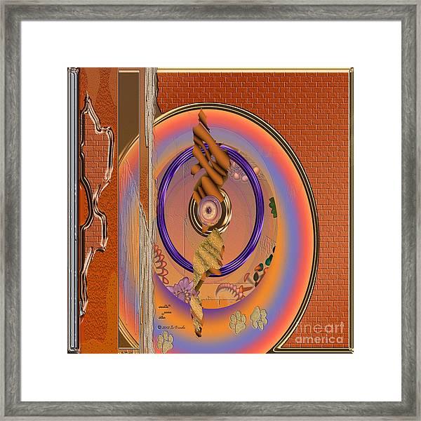 Inw_20a5662sq Washed Puma Stone Framed Print