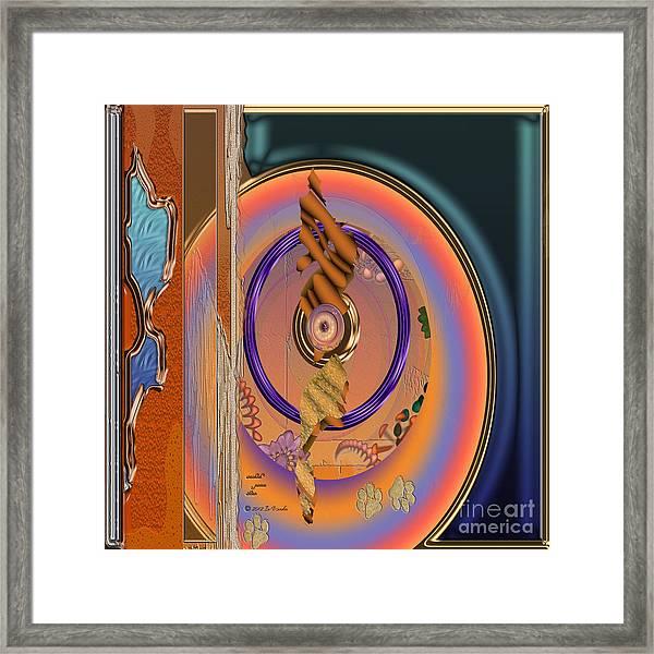 Inw_20a5664sq Washed Puma Stone Framed Print