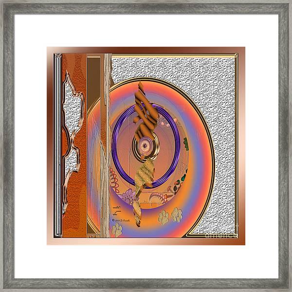 Inw_20a5674sq Washed Puma Stone Framed Print