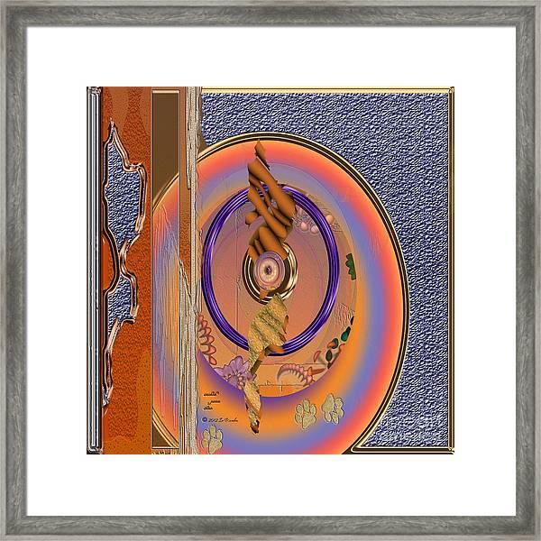 Inw_20a5675sq Washed Puma Stone Framed Print