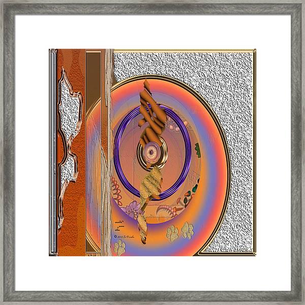 Inw_20a5677sq Washed Puma Stone Framed Print
