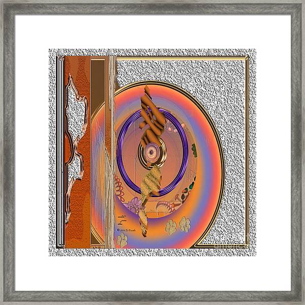 Inw_20a5678sq Washed Puma Stone Framed Print
