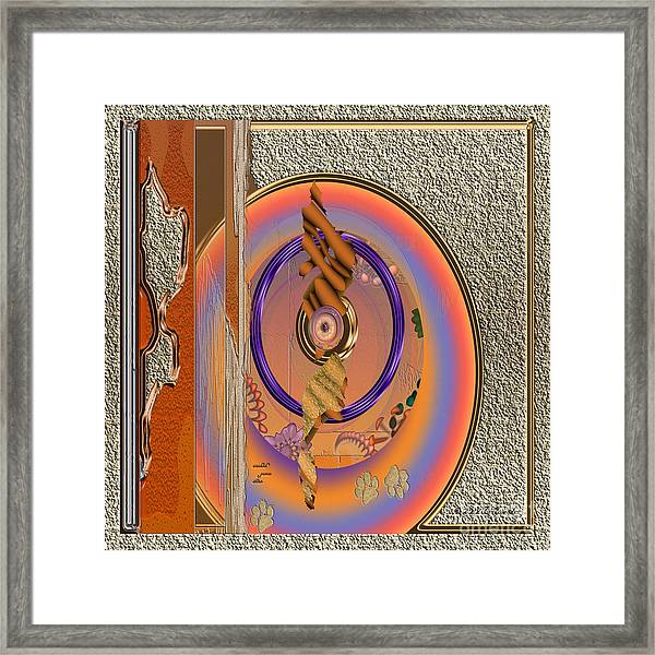 Inw_20a5680sq Washed Puma Stone Framed Print