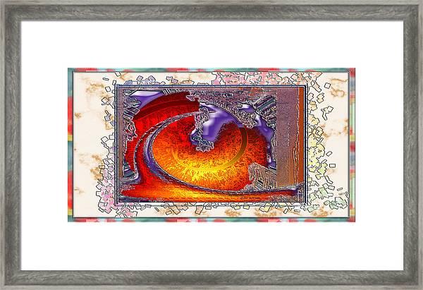 Inw_20a5930sz Droppings Framed Print