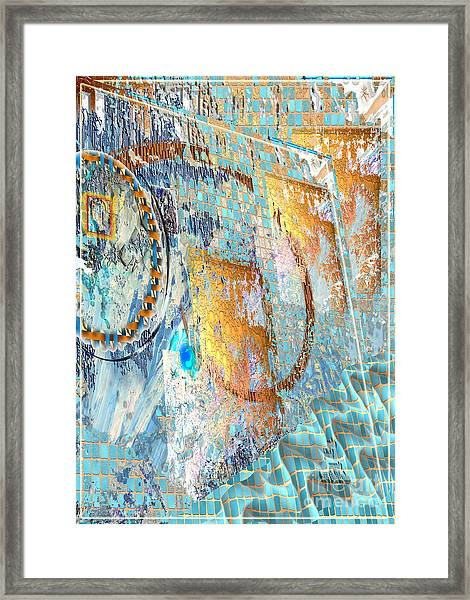 Inw_20a6022sz Ageless Glacial Memories Framed Print