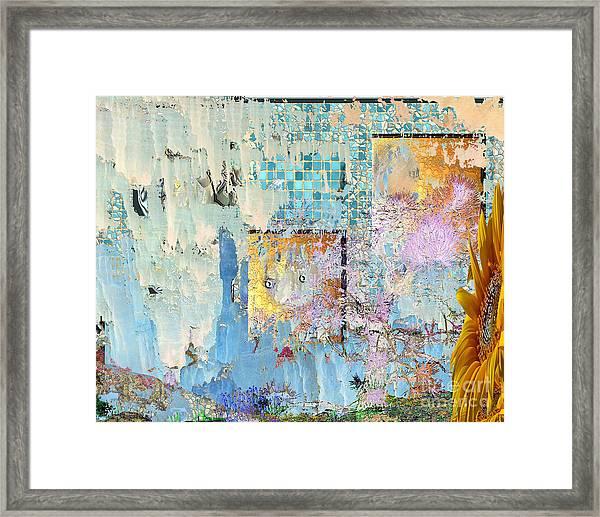 Inw_20a6023 Ageless Glacial Memories_ Framed Print