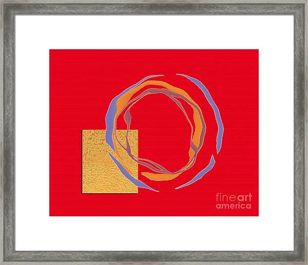Inw_20a6069 Naklank Framed Print