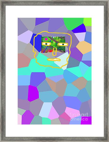 It Is Better To Give Than To Receive For If You Have To Give You Have No Need To Receive  Framed Print