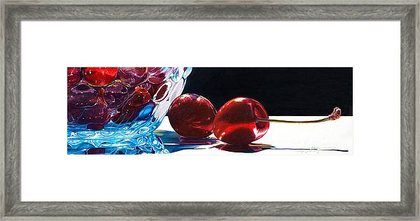 It Takes Two Framed Print by Arlene Steinberg