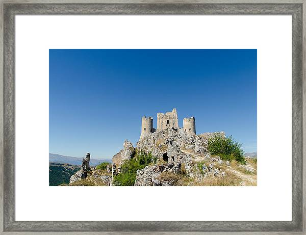 Italian Landscapes - Forgotten Ages Framed Print