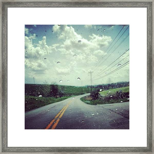 It's Quite Beautifully Surreal To Framed Print