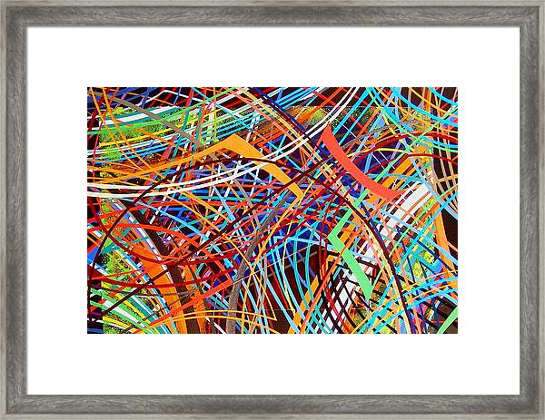 Jazz  One Framed Print